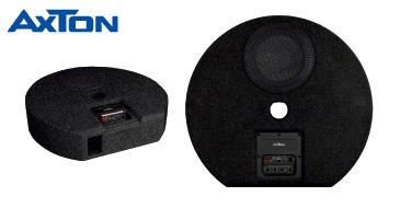 AXTON ATB20RXF – Aktivsubwoofer für die Reserveradmulde