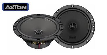 AXTON ATX Coaxialsysteme / Lautsprecher
